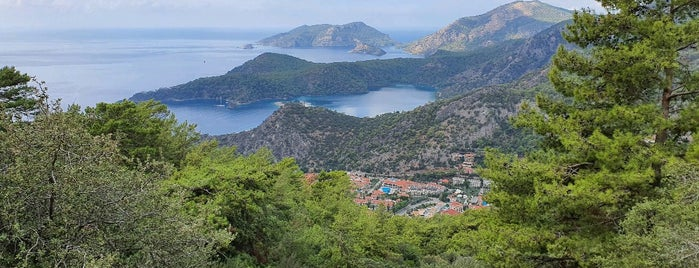 Likya Yolu | Lycian Way is one of Fethiye.