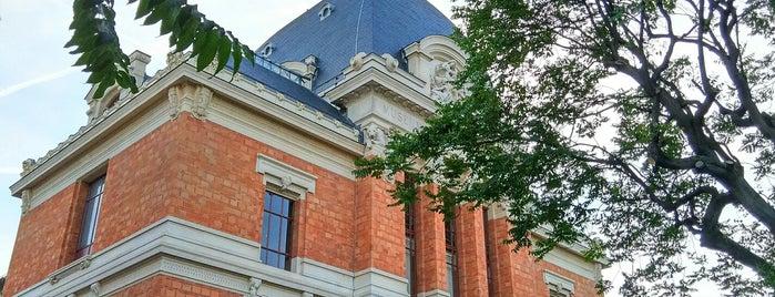 Bibliothèque Centrale du Museum National d'Histoire Naturelle is one of Paris, musées et sites.