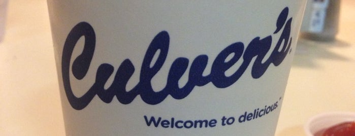 Culver's is one of To Tip.