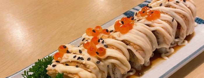 Sushi Yoi is one of Orte, die Vee gefallen.