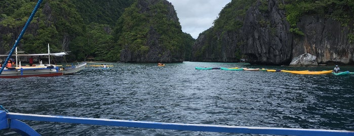 Big Lagoon is one of Philippines.