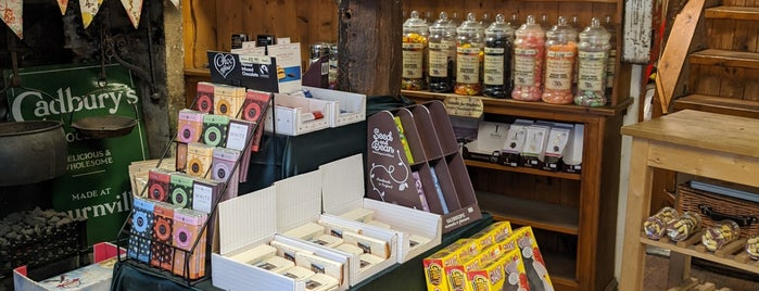 The Oldest Sweet Shop in England is one of Want To Go.