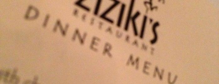 Ziziki's Restaurant is one of M-US-01.