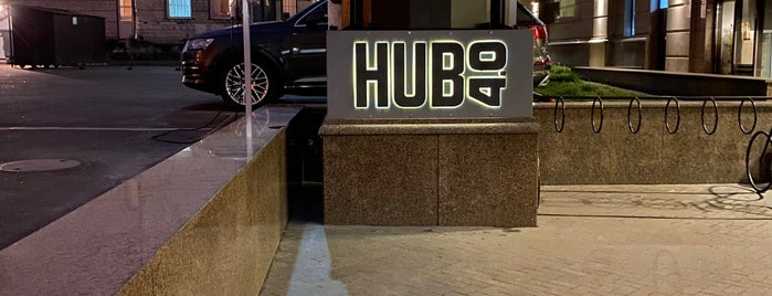 HUB 4.0 is one of Київ.
