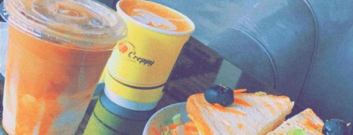 Creppy Cafe is one of Soly 님이 저장한 장소.