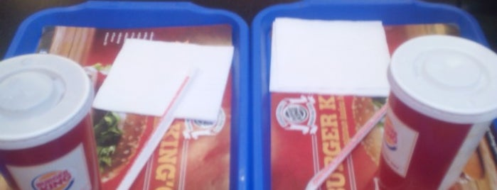 Burger King is one of Agk : понравившиеся места.
