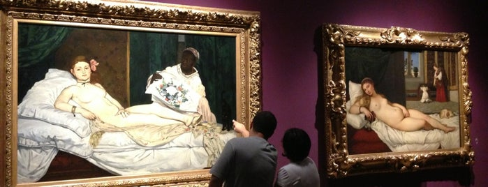 Edouard Manet Exhibition (Palazzo Ducale) is one of Italie.