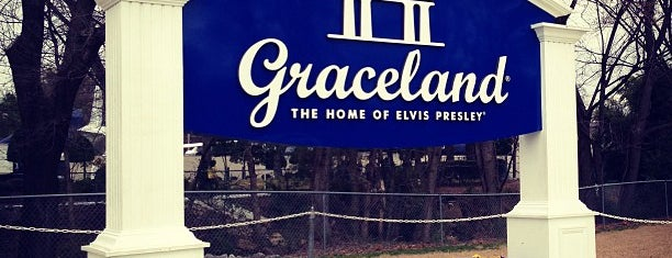 Graceland is one of Road Trip!.