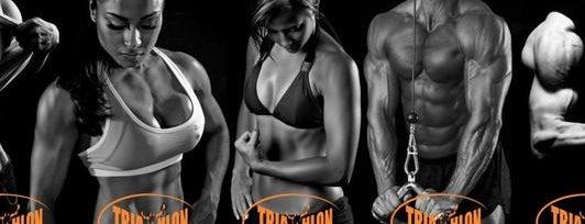 Triathlon Health Club is one of VAMOS LA.....