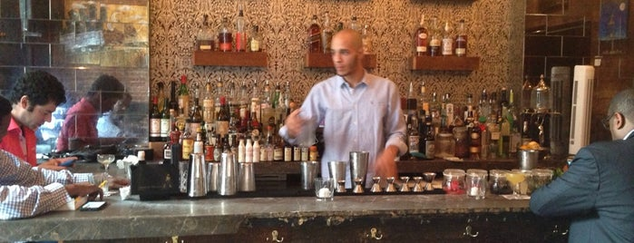 67 Orange Street is one of Bars Mixology.