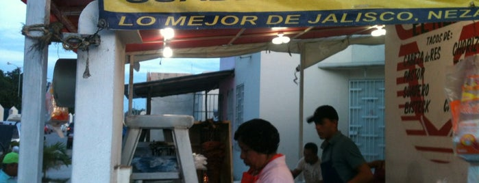 Tacos El Ñero is one of Felipeさんのお気に入りスポット.