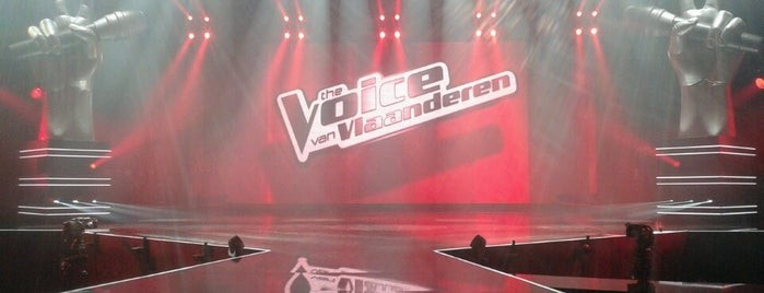 The Voice Van Vlaanderen @ 't Kuipke is one of Tempat yang Disukai Ingmar 'Iggy'.