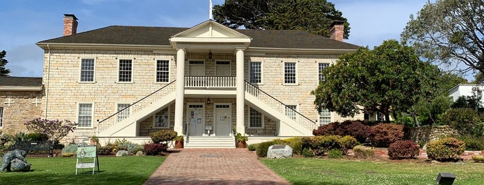 Colton Hall is one of Best of Monterey.