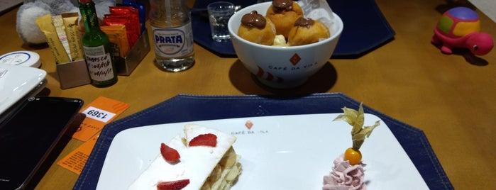 Café Da Vila is one of Wishlist.