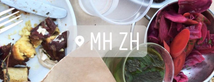 Mh Zh is one of LA eats.