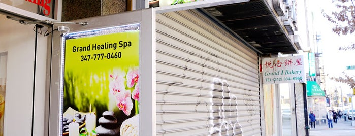 Grand Healing Spa is one of Wellness/Fitness.