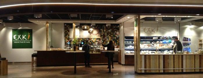 EXKi is one of Lugares favoritos de Hideo.