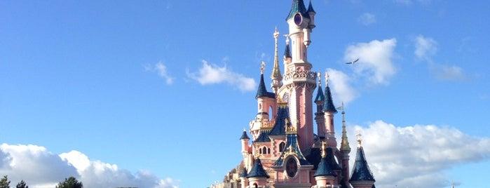 디즈니랜드 파리 is one of Bienvenue en France !.