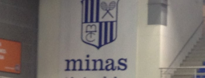 Arena Minas Tênis Clube is one of A vida lá fora.