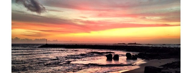 Ambalangoda Beach is one of Lieux qui ont plu à Ann.