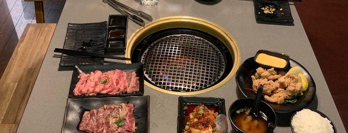 Gyu-Kaku Japanese BBQ is one of Toronto.