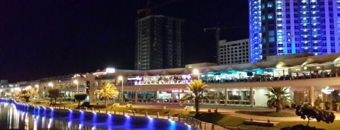 Amwaj Islands - The Lagoon Park is one of ♥~.