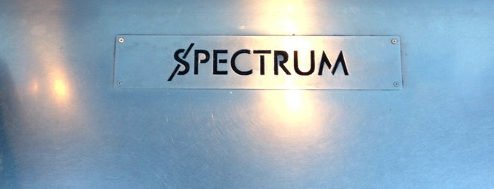 Spectrum is one of Italy.