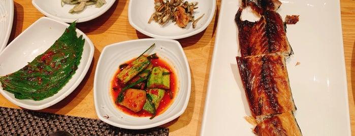 사조미가 is one of seafood.
