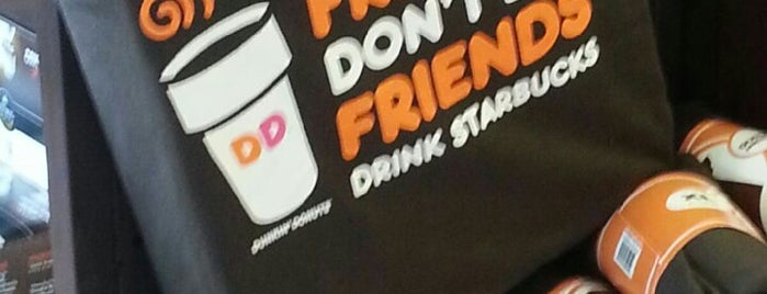 Dunkin' is one of RTP.