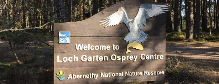 RSPB Loch Garten is one of Scotland Other.