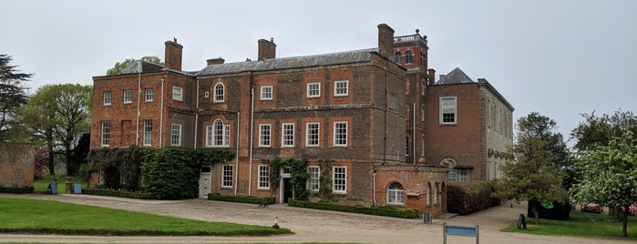 Claydon House is one of Tempat yang Disukai Carl.