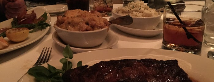 Morton's The Steakhouse is one of Costa Mesa Restaurant Week 2013.