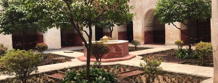 Convento Dominico de la Natividad is one of Vick 님이 좋아한 장소.