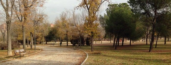 Parque Cerro Almodovar is one of Los mejores lugares para hacer deporte en Madrid.