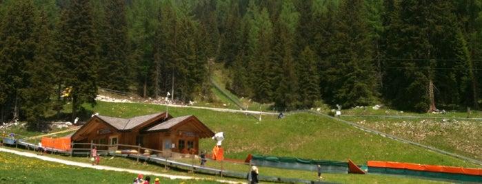 Rifugio Passo Feudo is one of Attività per sportivi.