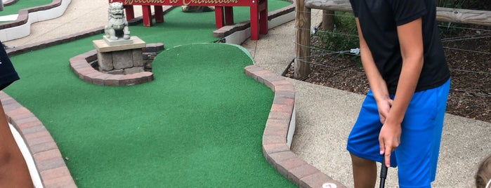 City Mini Golf is one of Places To Visit.