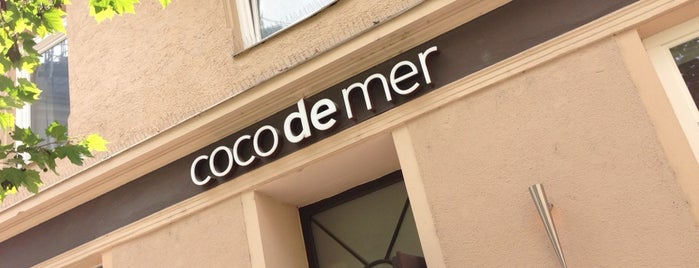 Coco de Mer is one of Frühstück/Brunch - Barometer 2014.