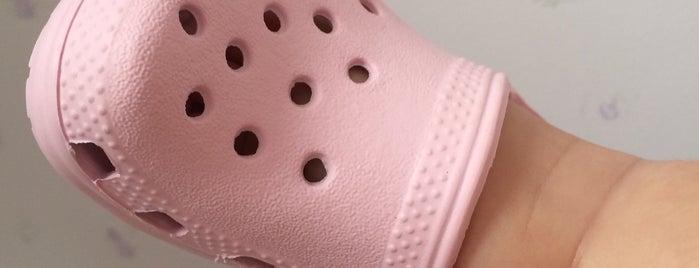 Crocs is one of Lojas Crocs Brasil.