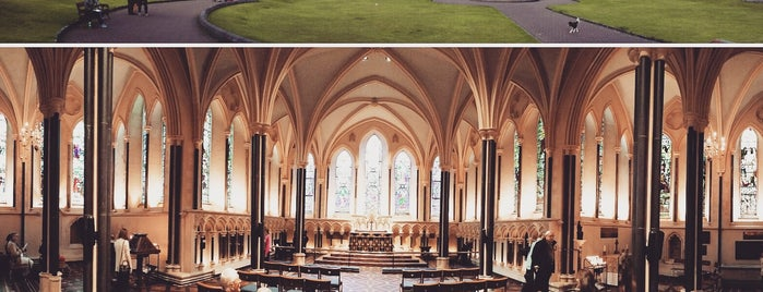 St Patrick's Cathedral | Ardeaglais Naomh Pádraig is one of สถานที่ที่ Will ถูกใจ.