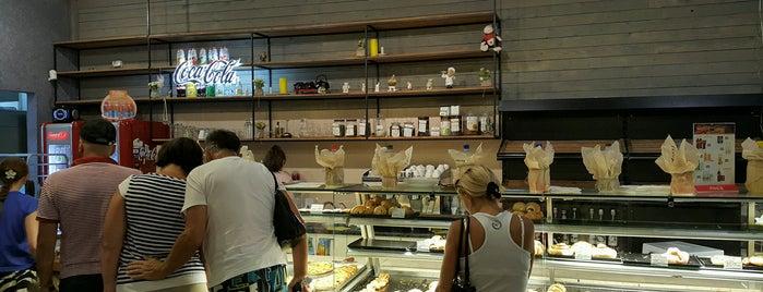 Балканская пекарня is one of Locais curtidos por Svet.