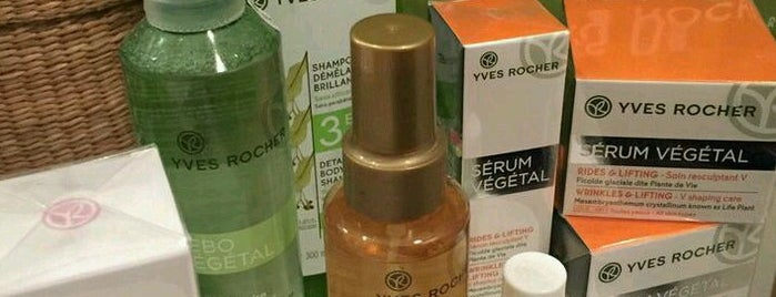 Yves Rocher is one of ESRA👑さんのお気に入りスポット.