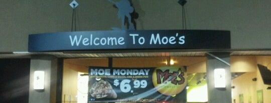Moe's Southwest Grill is one of Joe 님이 좋아한 장소.