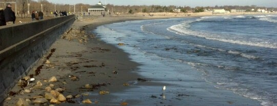 Narragansett Beach is one of New England.
