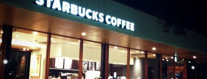 Starbucks is one of Tempat yang Disukai 🍩.