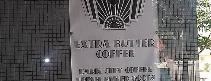 Extra Butter is one of Bail's Liked Places.