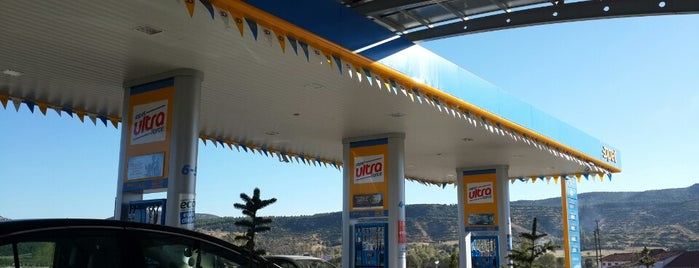 Opet Yilmaz Petrol is one of Lieux qui ont plu à İlker.