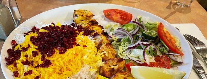 Faanoos Restaurant is one of Best food In London.