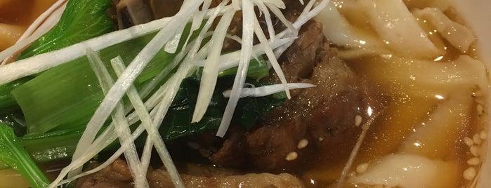 唐朝刀削麺 浜松町店 is one of からいものチャージ用.