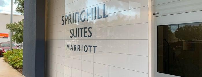 Springhill Suites is one of Posti che sono piaciuti a lupas.
