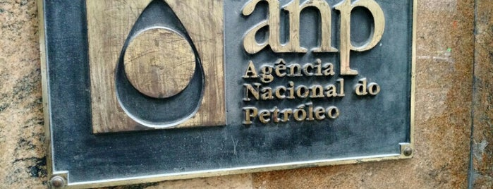 Agência Nacional do Petróleo, Gás Natural e Biocombustíveis (ANP) is one of Lieux qui ont plu à Natalino.